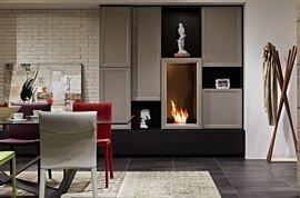 Firebox 450SS Premium Fireplace - In-Situ Image by EcoSmart Fire