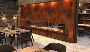 Flex 104DB.BX1 Flex Fireplace - In-Situ Image by EcoSmart Fire