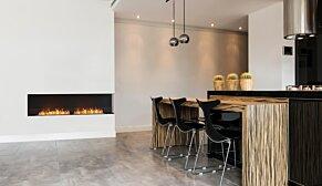 Flex 50RC.BXR Flex Fireplace - In-Situ Image by EcoSmart Fire