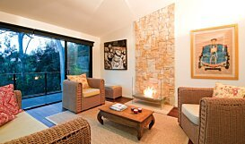 Igloo Outdoor Fireplace - In-Situ Image by EcoSmart Fire