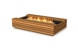 Cosmo 50 Outdoor Fireplace - Studio Image by EcoSmart Fire