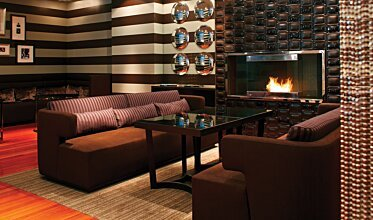 Westin Hotel - Built-In Fireplaces