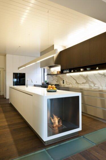 Celebrity Chef's Kitchen  - Fireplace Inserts