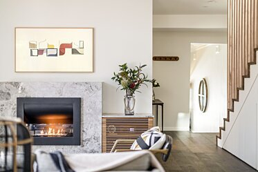 Interior Blossoms - Fireplace Inserts