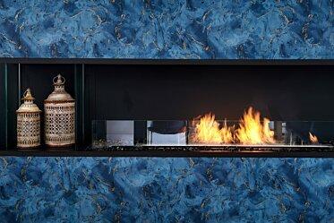 The Barns, UK - Fireplace Inserts