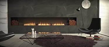 Living Room - Fireplace Inserts