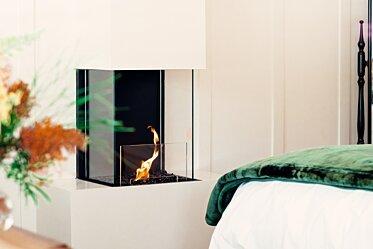Rosemont House Luxury B&B, Victoria - Fireplace Inserts