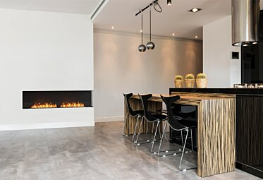 Kitchen Area - Fireplace Inserts