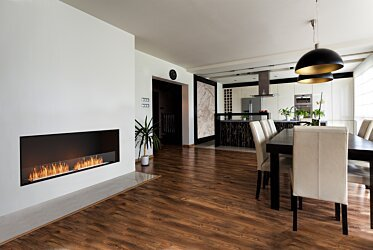 Dining Area - Fireplace Inserts
