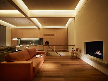 Personal Villa - Built-In Fireplaces