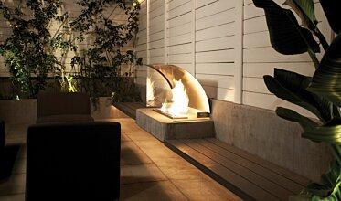 Kromer - Built-In Fireplaces