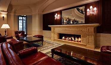 Nagoya University - Built-In Fireplaces