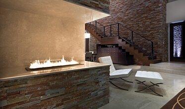 Phil Kean Design - Built-In Fireplaces