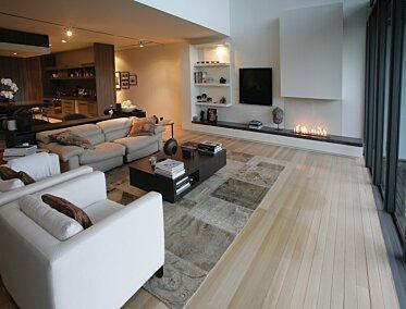Pia Ruggeri - Built-In Fireplaces