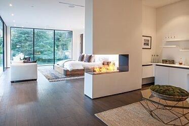 Rising Glen - Built-In Fireplaces