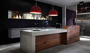 Stilhof Design Centre - Built-In Fireplaces