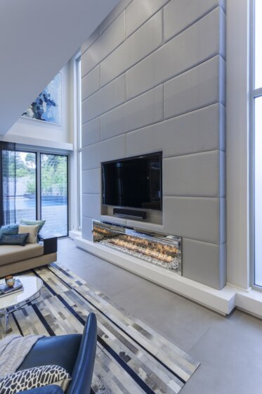Viva Attadale - Built-In Fireplaces
