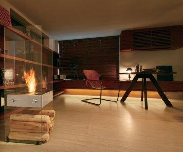 Merkmal Showroom - Fire Tables
