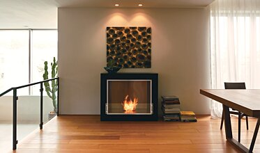 Merkmal Showroom - Designer Fireplaces