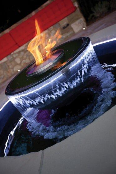Fabric Ten - Built-In Fireplaces