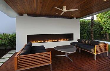 Flex 158SS Single Sided Fireplace by EcoSmart Fire - Fireplace Inserts