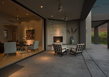 Outdoor Space - Fireplace Inserts