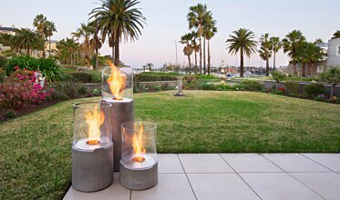 Hunters Hill - Outdoor Fireplaces