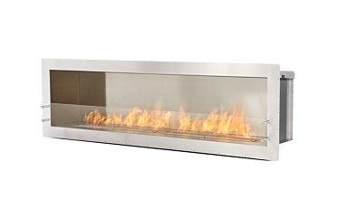 Firebox 2100SS Single Sided Fireplace - Studio Image by EcoSmart Fire