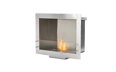 Firebox 900SS Single Sided Fireplace - Studio Image by EcoSmart Fire