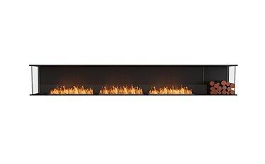 Flex 140BY.BXR Bay - Studio Image by EcoSmart Fire