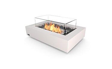Piccolo Fire Pit - Studio Image by EcoSmart Fire