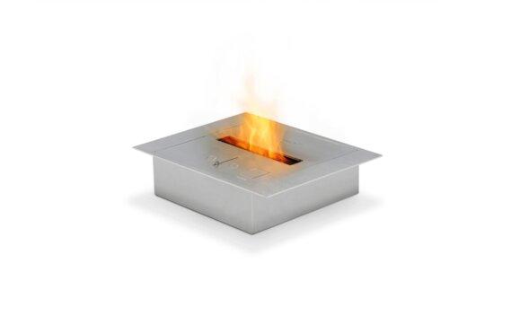 BK3 Ethanol Burner - Ethanol / Stainless Steel by EcoSmart Fire