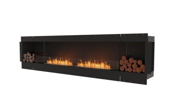 Flex 122SS.BX2 Single Sided - Ethanol / Black / Uninstalled View by EcoSmart Fire