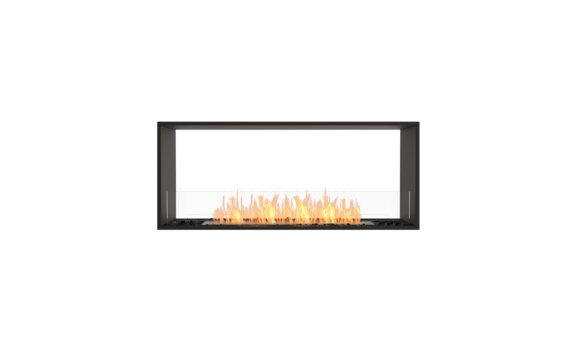 Flex 50DB Double Sided - Ethanol / Black / Installed View by EcoSmart Fire
