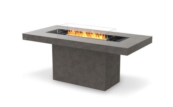 Gin 90 (Bar) Fire Table - Ethanol / Natural / Optional Fire Screen by EcoSmart Fire