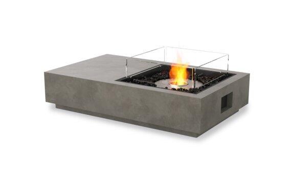 Manhattan 50 Fire Table - Ethanol / Natural / Optional Fire Screen by EcoSmart Fire