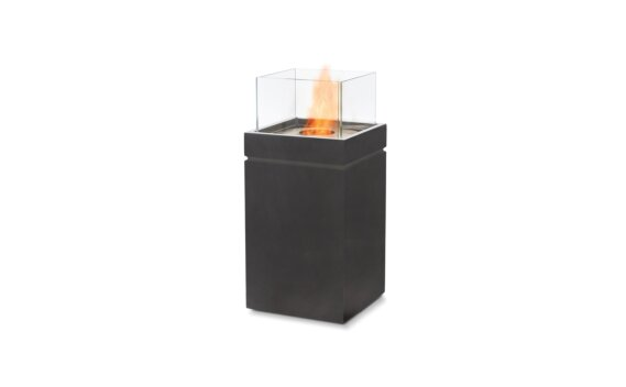 Tower Fire Pit - Ethanol / Graphite by EcoSmart Fire