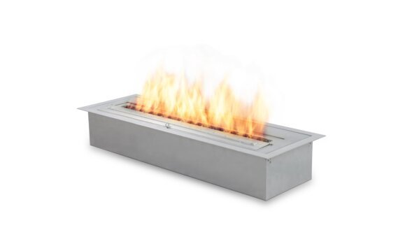 XL700 Ethanol Burner - Ethanol / Stainless Steel / Top Tray Included by EcoSmart Fire