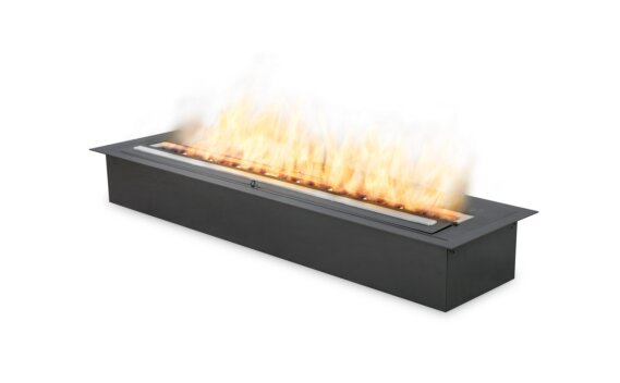 XL900 Ethanol Burner - Ethanol / Black / Top Tray Included by EcoSmart Fire