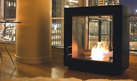 5th Madison - Private Residence Residential Fireplaces Designer Fireplace Idea