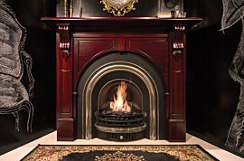 VB2 Outdoor Fireplace - In-Situ Image by EcoSmart Fire