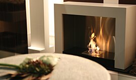 Woon Leefgenot Residential Fireplaces Designer Fireplace Idea