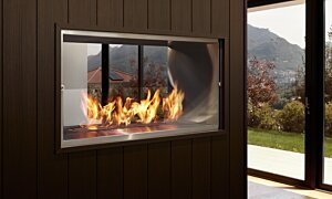 Firebox 1000DB Fireplace Insert - In-Situ Image by EcoSmart Fire