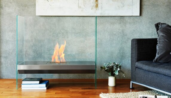 Merkmal Japan - Igloo Indoor Fireplace by EcoSmart Fire