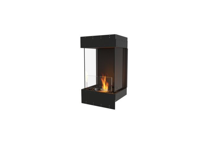 Flex 18 - Ethanol / Black / Uninstalled View by EcoSmart Fire
