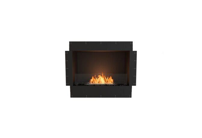 Flex 32SS Single Sided - Ethanol / Black / Uninstalled View by EcoSmart Fire