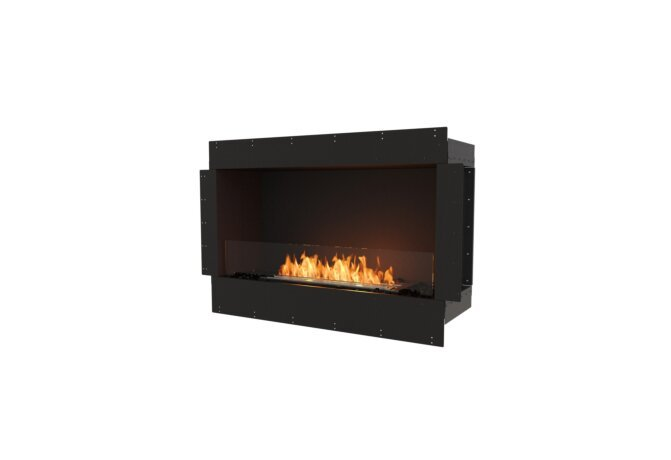 Flex 42SS Single Sided - Ethanol / Black / Uninstalled View by EcoSmart Fire