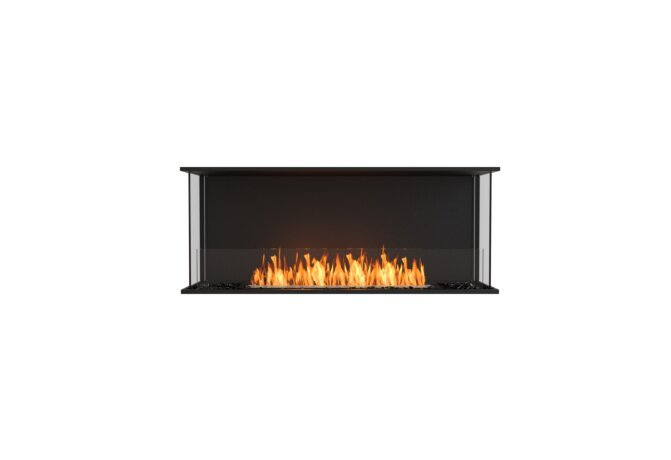 Flex 50 - Ethanol / Black / Installed View by EcoSmart Fire