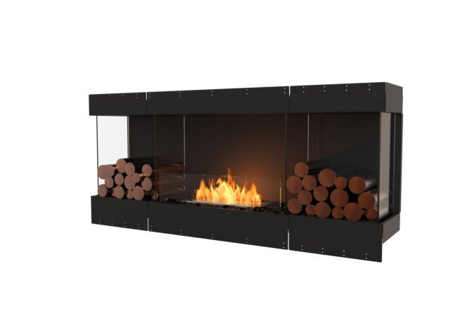 Flex 68 - Ethanol / Black / Uninstalled View by EcoSmart Fire
