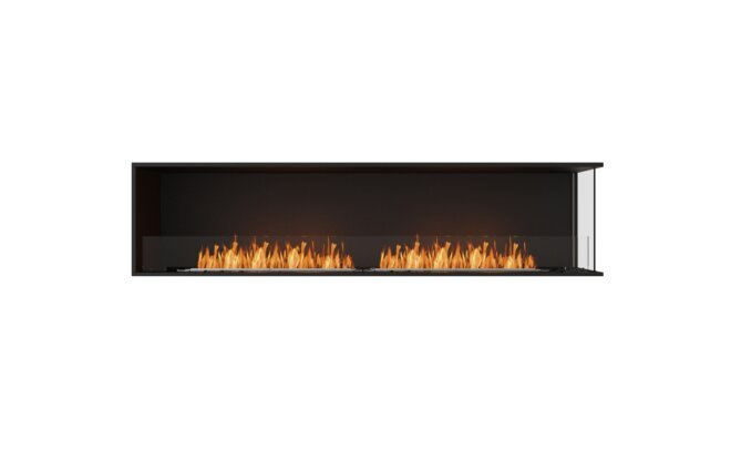 Right Corner Fireplace Insert by EcoSmart Fire